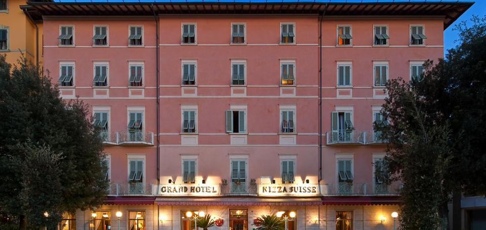 Grand Hotel Nizza & Suisse