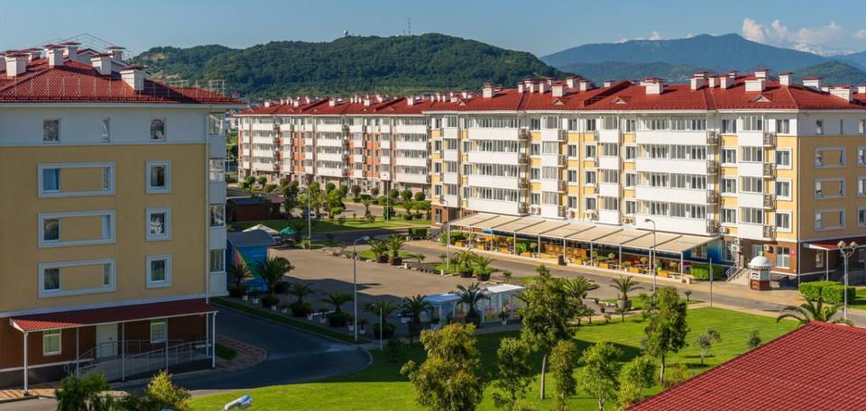 Город-отель «Бархатные сезоны. Екатерининский квартал»